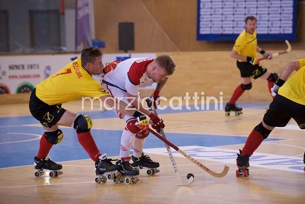 day4: England vs Belgium