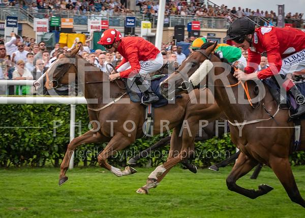 Doncaster Races - Sat 03 August 2019