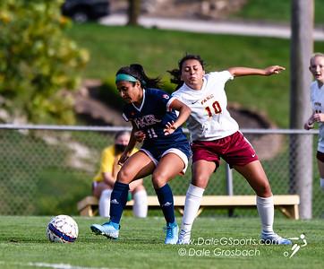 Park Women's Soccer vs. Baker Univ. 2020