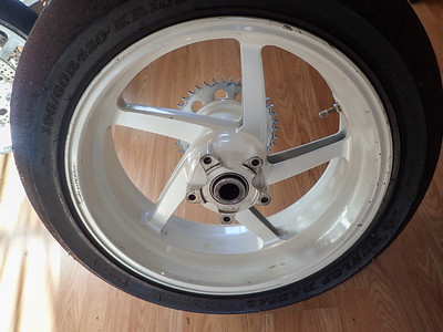 PART - Marchesini Wheels for TL-R