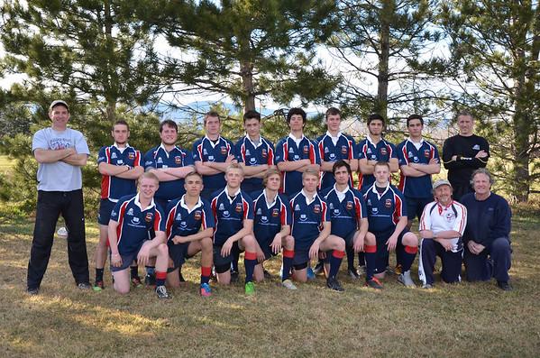 Boulder Rugby Team Photos