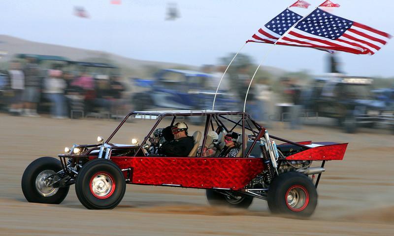 Sand Cars