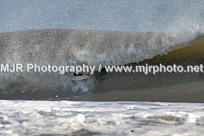 Surfing, Gilgo Beach, NY, (11-24-06)