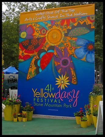Yellow Daisy 2009