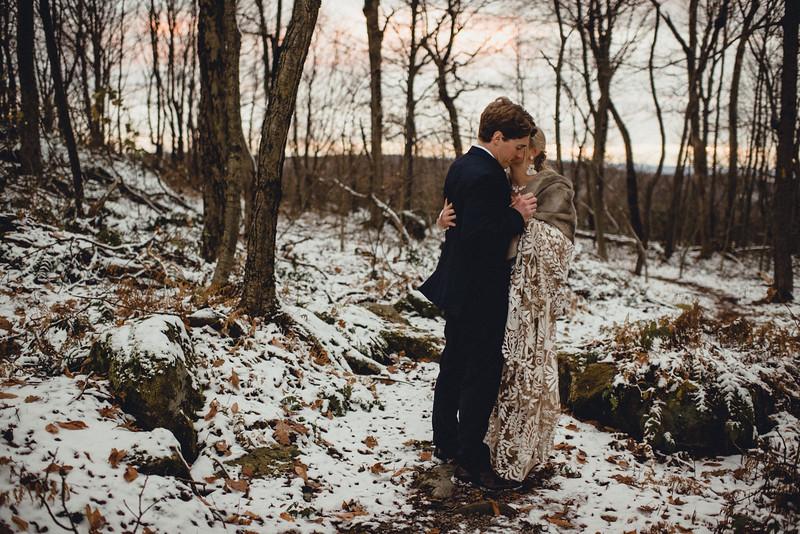 Requiem Images - Luxury Boho Winter Mountain Intimate Wedding - Seven Springs - Laurel Highlands - Blake Holly -1355.jpg