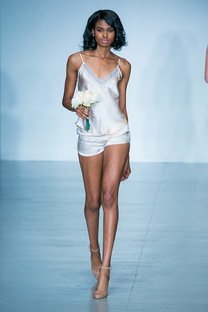 Lingerie Fashion Week SS15- The Giving Bride