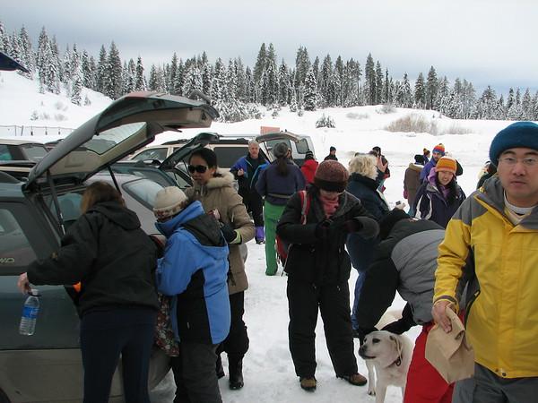 Snow Trip, Spring 2008