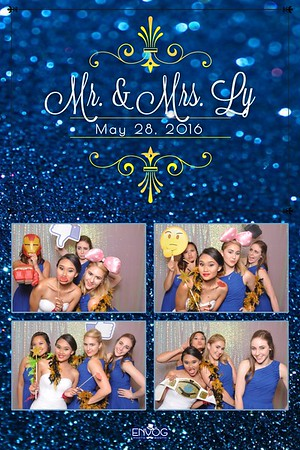 Mr. & Mrs. Ly (prints)