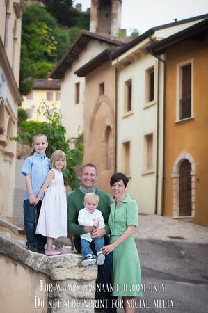 The Autin Family