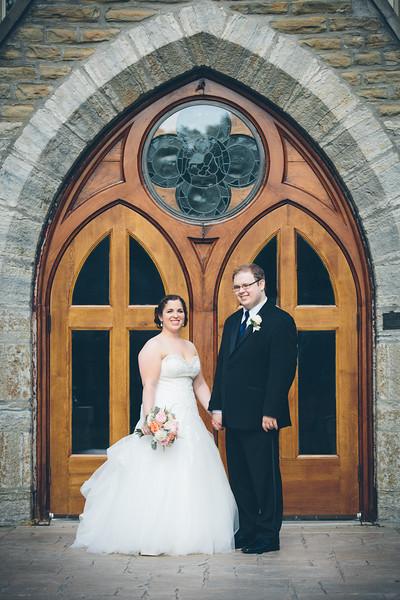 Shannon and Ian Wedding