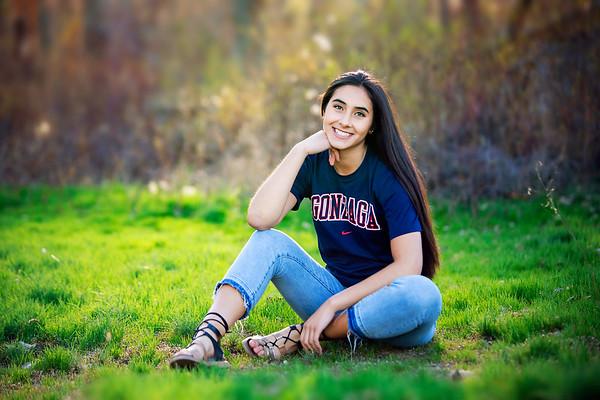 Tia Spring Senior 2019