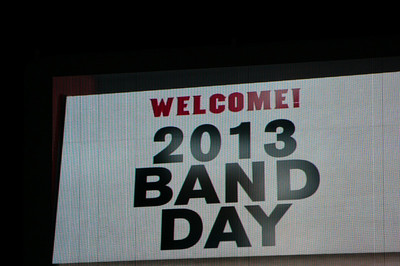 2013 ASU Band Day