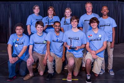 FIRST Robotics Orlando Regional Awards
