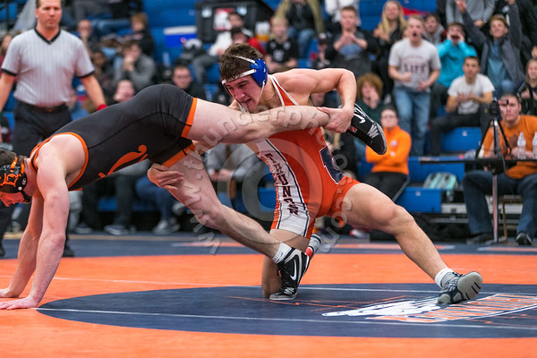 Wheaton College 2019 Pete Willson Wrestling Invitational, January 25-26, 2019