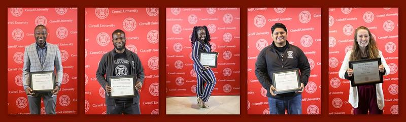 Cornell Perkins Prize & SCLDI Awards 4-17-2019