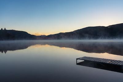 Lac d'Issarlès, Ardèche - 2020