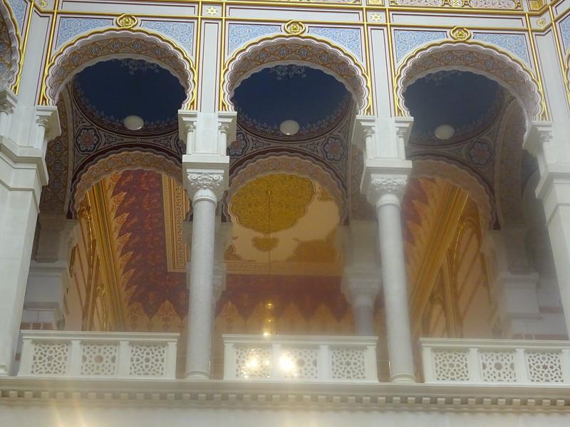 23_Sarajevo. City Hall. 1896. Pseudo-Moorish Architecture.JPG