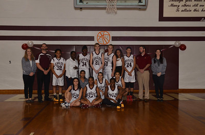 Brandon Girl's Basketball 2014
