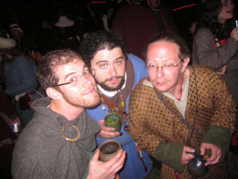 Ian, Griff & Gwynn