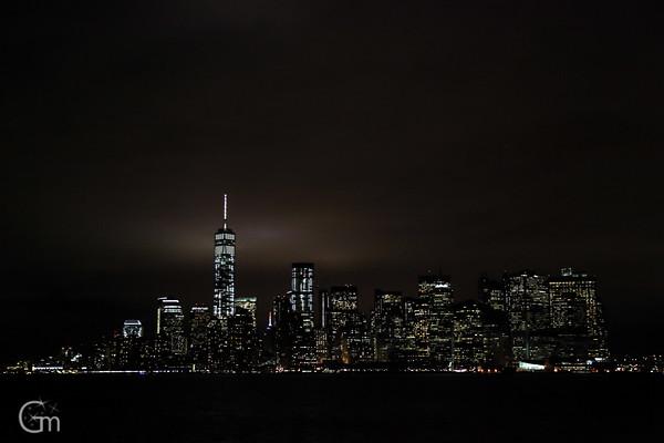 12-18-2014 - New York Skyline