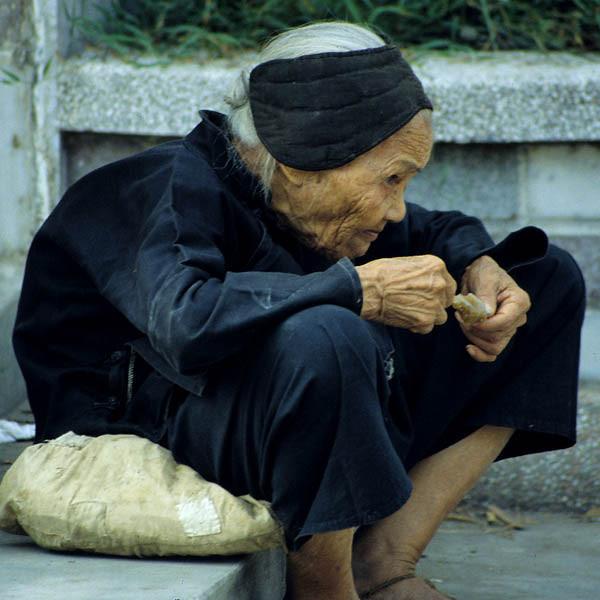 Yangzhuo, Guilin, China 1992