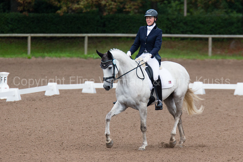 Baltic Dressage League 2016, Kleisti