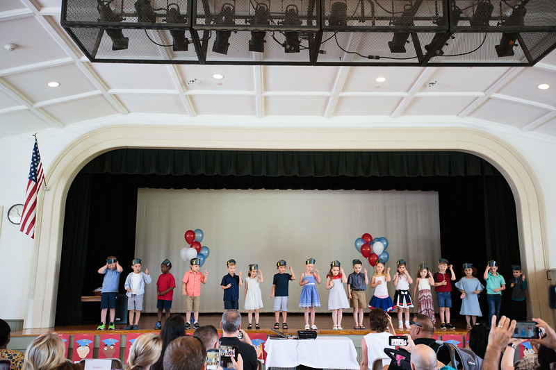 Lucketts Preschool Graduation :: 2019