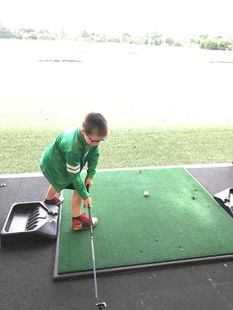 Boys Brigade Top Golf Jul 2017