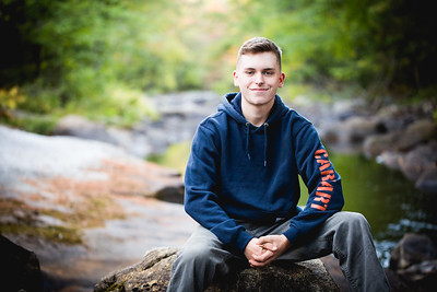 Senior Portraits- Devin