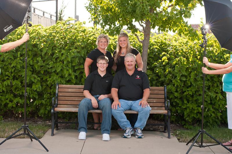 Crawford Family 2011