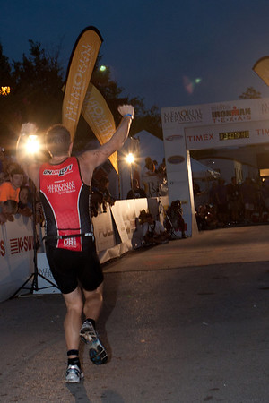 Ironman Texas 2011 Onurleft