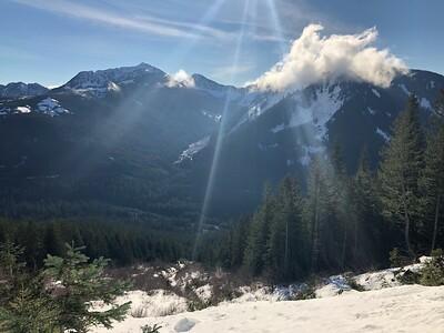 Granite Mountain - 1/14/19