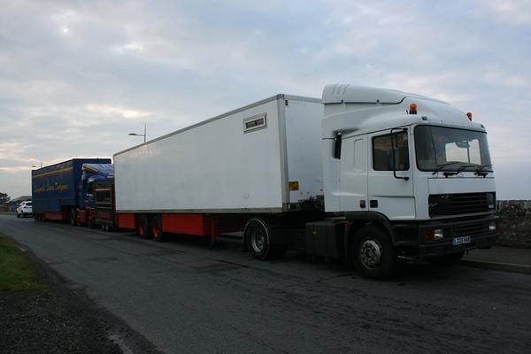 St Andrews Lammas Market Transport