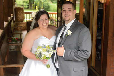 Brandy & Lewis' Wedding