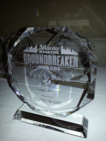 2013 Atlanta Magazine Groundbreaker Awards