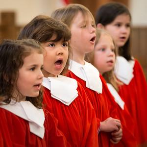 St. Paul's Choirs - April 2015