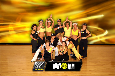 Desoto Athletic Club Body Jam August 2006