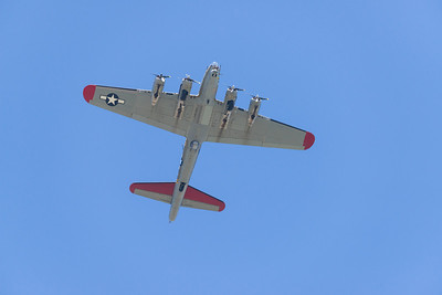 2014 WWII Bomber Experience