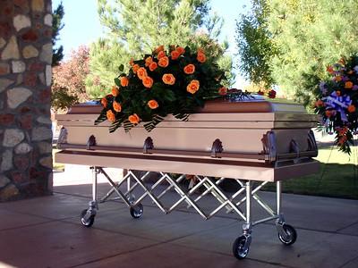 10-06 Funeral for Wanda Rue White
