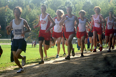 Coed Cross Country - 2008-2009 - 9/30/2008 TriCounty Jamboree DW
