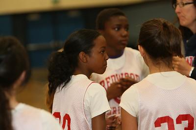 Basketball - Girls' Elementary HARD Championship - March 14, 2009