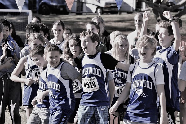 Norwood Hosts the Cross Country Invitational