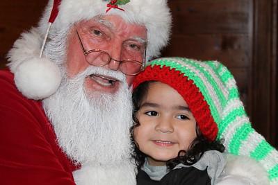 Meet Santa at Summit Gardens, 12/14/2019