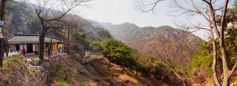 Namsan Mountain