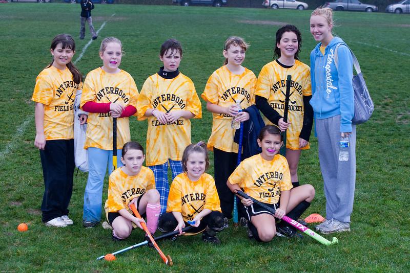 Interboro Field Hockey Club Team Photo