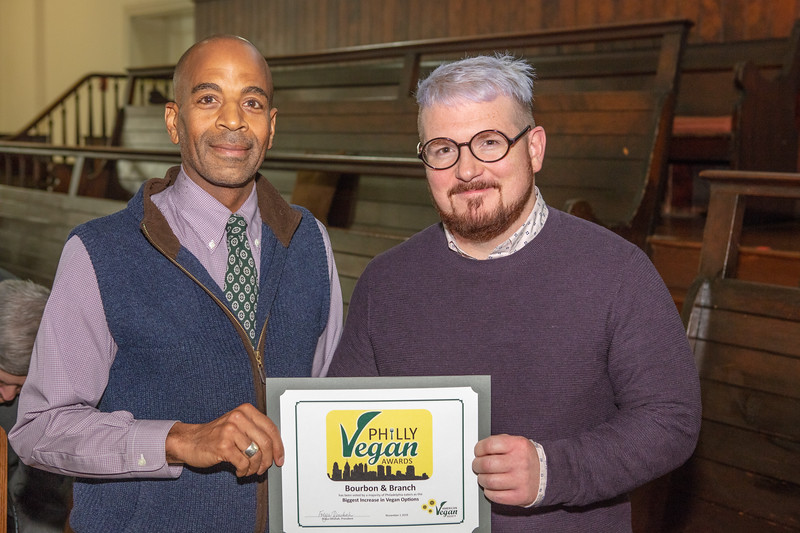 110119 AVS Philly Vegan Awards