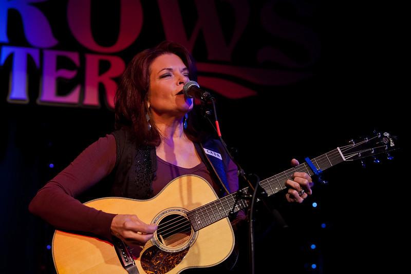 Roseanne Cash - Narrows Center December 12, 2013