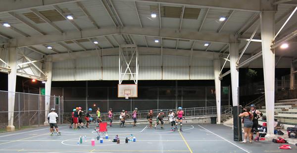 Tantalus Roller Derby