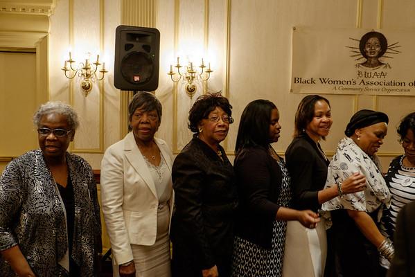 Marian I. Hughes Scholarship Awards Luncheon-2014