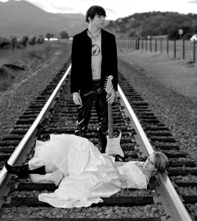 Rock and Roll Wedding/Honeymoon